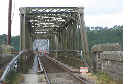 Bridge Painted