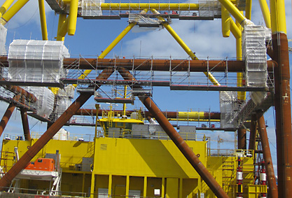 Offshore Platform Windfarm